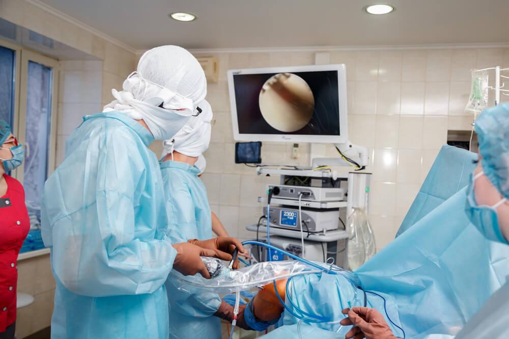 Операция артроскопия