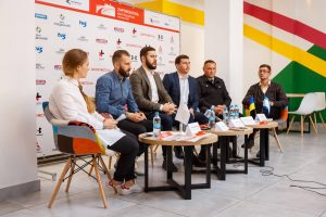 Конференция Полумарафон 2018 в Запорожье