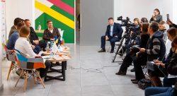 Марафон в Запорожье конференция