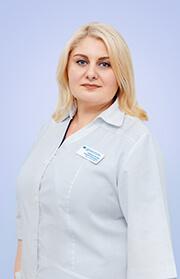 Лысенко Ольга Анатольевна - старшая медицинская сестра