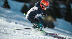 Травмы колена лыжников