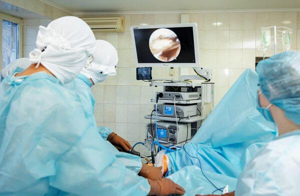 Операция на мениск коленного сустава Запорожье