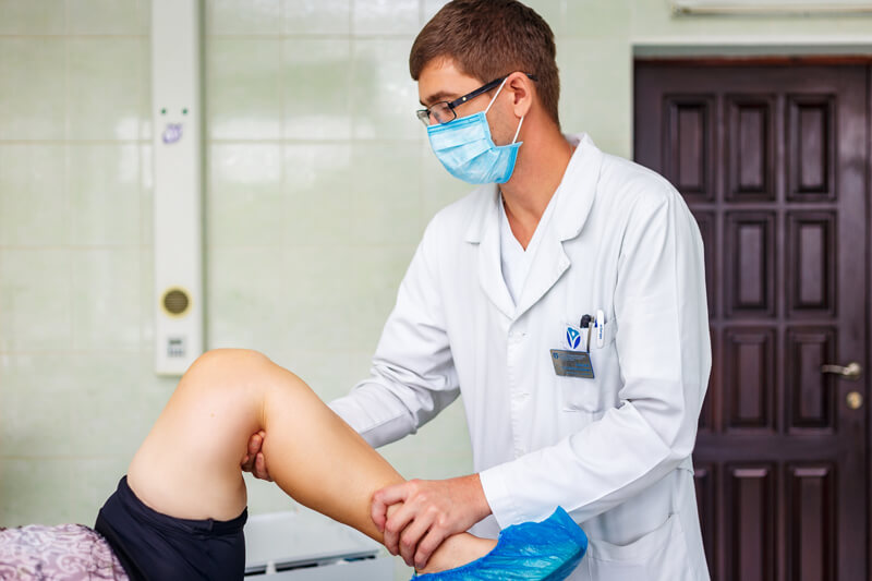 Синовит осмотр и лечение